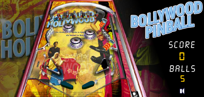 Image Bollywood Pinball