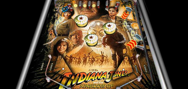 Image Indiana Jones Pinball